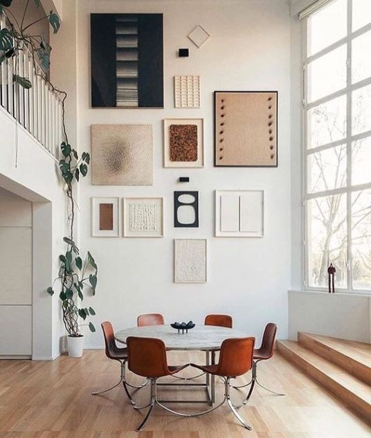 9 Stunning Gallery Wall Ideas To Try Natural Home Decor