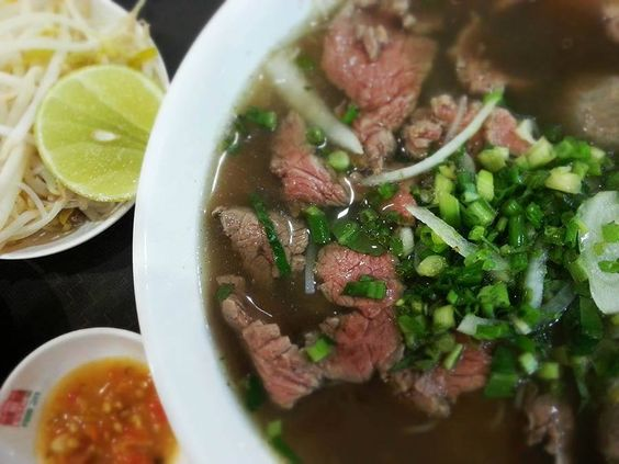 Pho in Phnom Penh, Cambodia ... from the Facebook page of Hecktic Travels (https://www.facebook.com/hecktictravels)