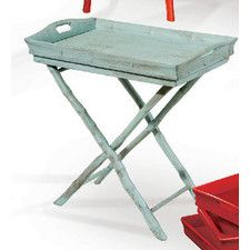 Coastal Chic End Table