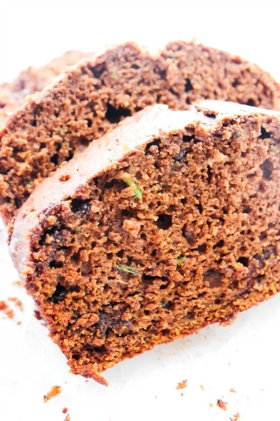 Double Chocolate Pumpkin Zucchini Bread is a sweet quick bread that is perfect for breakfast, a snack, or dessert. It's great for the holiday season.