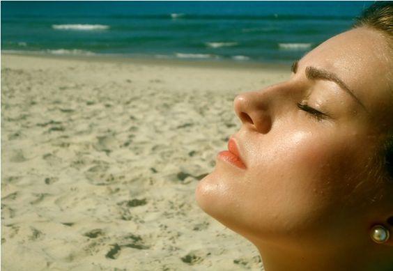 Enjoying the paradise - Maresias Beach, Brazil