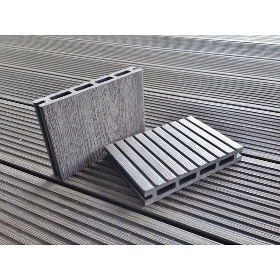 AB Composite Decking - Grey