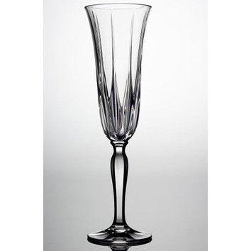 Noritake Vendome Clear 5 oz Champagne Flute