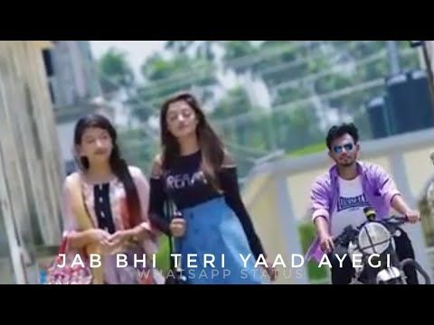Jab Bhi Teri Yaad Ayegi Whatsapp Status Youtube With Images Romantic Status Youtube Status
