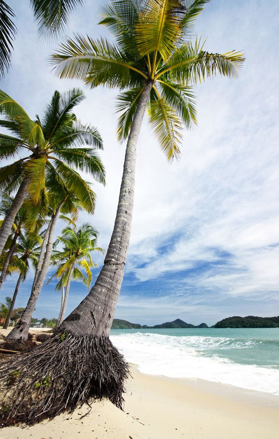 Langkawi Beach, Malaysia - I'll be there in 4 weeks! Yay.: