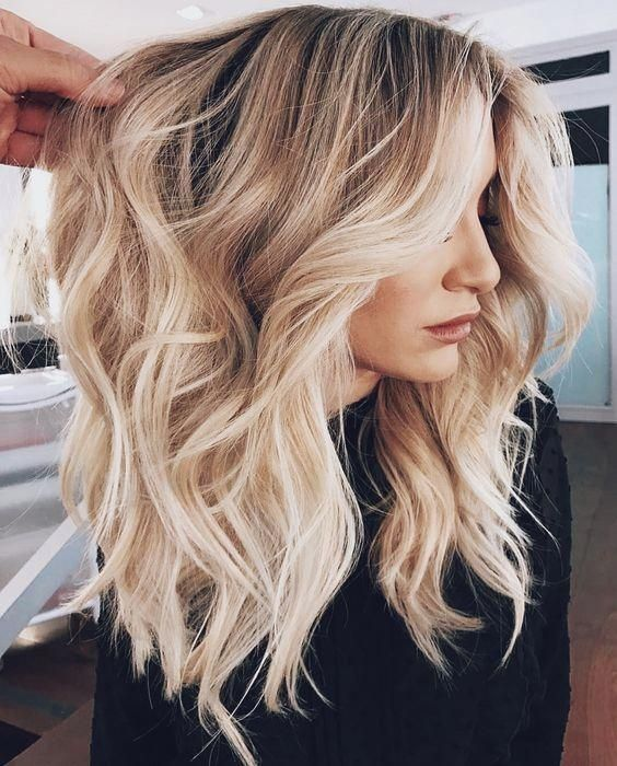 100 Best Hairstyles For 2020 In 2020 Hair Styles Beautiful Blonde Hair Blonde Hair With Highlights