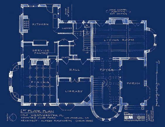 Photos murders and house on pinterest for 1120 westchester place floor plan