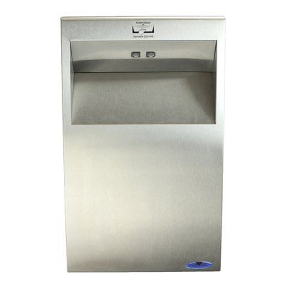 Frost Products Surface Mounted Automatic Opening Napkin Disposal