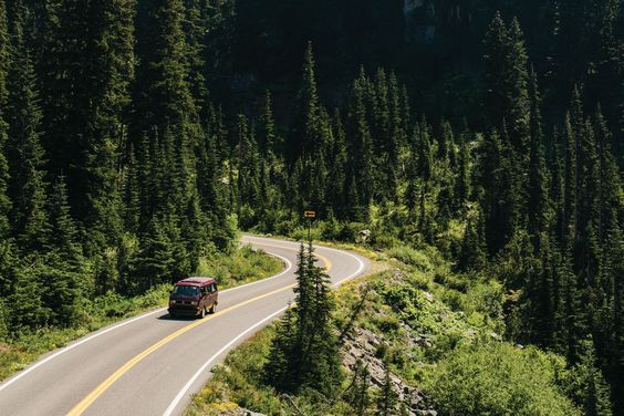 The Prettiest Road Trip in the Pacific Northwest | Seattle Met