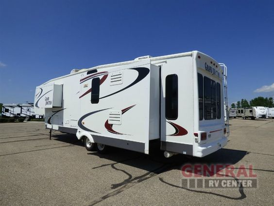 Used 2005 Dutchmen RV Grand Junction 35TMS Fifth Wheel at General RV | Wayland…