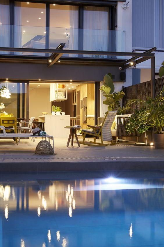 Molins Interiors // arquitectura interior - interiorismo - decoración - casa - exterior - jardinería - piscina - jardín - iluminación - mobiliario - garden