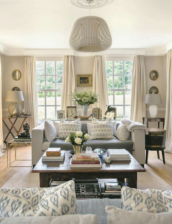 7 New Traditional Living Room Decor Ideas For An Elegant Home 2019 In 2020 Living Room Decor Traditional Traditional Living Room Classic Living Room