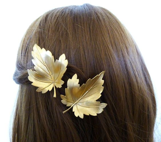 Rustic Wedding Hair Accessories Rustic Hair by dreamsbythesea