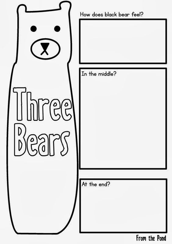 math worksheet : 1000 images about all things three bears on pinterest  bears  : Goldilocks And The Three Bears Worksheets Kindergarten