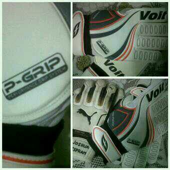 My goalkeeper gloves