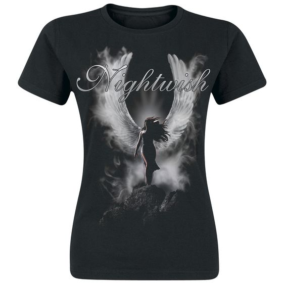 nightwish euros camiseta t shirts exclusivo en. Black Bedroom Furniture Sets. Home Design Ideas