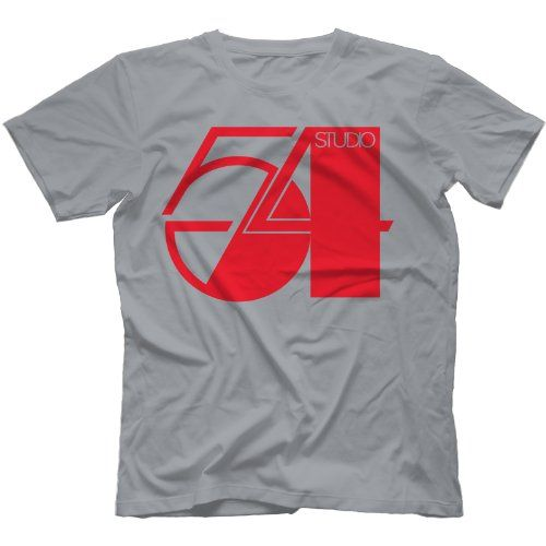 Studio 54 T-Shirt in 11 Colours, Grey, Small Bees Knees Tees http://www.amazon.co.uk/dp/B00KABVL1G/ref=cm_sw_r_pi_dp_cho2tb1Q51KK7HP3