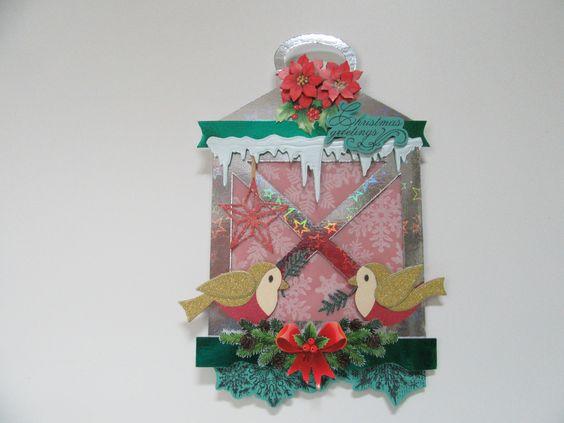 "Challenge 463 ""Christmas"" bij C.R.A.F.T. challenge/Sylvia H."