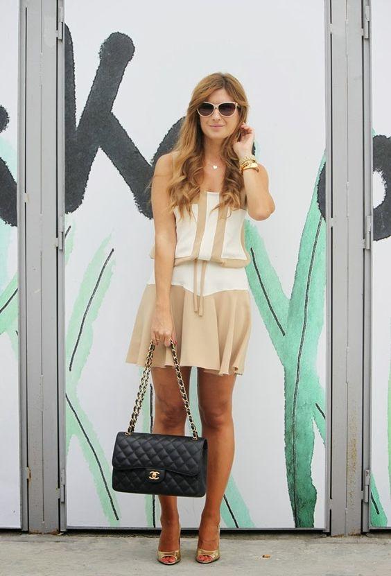 #fashion #fashionista Rebeca A TRENDY LIFE: NUDE AND BEIGE
