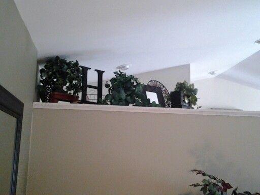 Ledge decorating gdh glh living room pinterest - Living room ledge decorating ideas ...