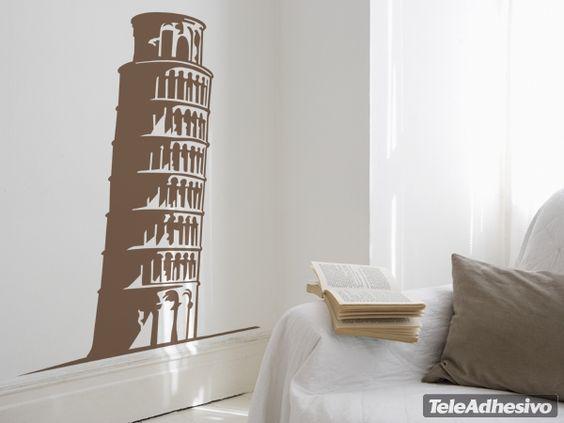 Stickers muraux Torre di Pisa