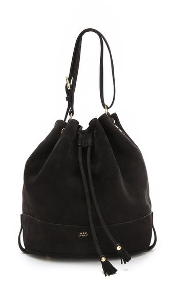 A.P.C. Seau GF Bucket Bag