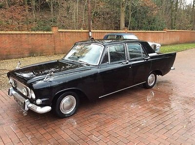 Ford Zephyr 4 mk3 1964 classic low miles only 18k very nice example may px  https://t.co/m63uO4TtpP https://t.co/i12oyoQWmX