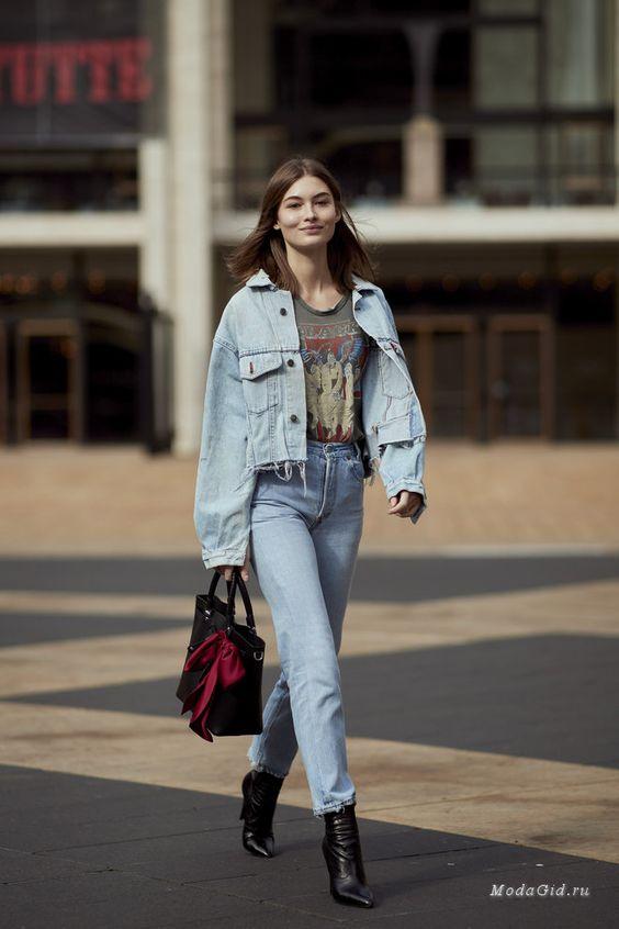 Уличная мода: Финальный уличный стиль недели моды в Нью-Йорке сезона осень-зима 2018-2019