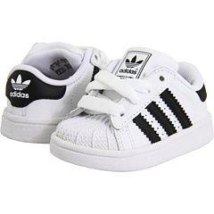 adidas Originals Kids Superstar 2 Core (Infant/Toddler)