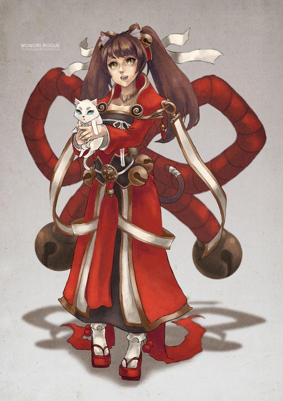 Character design practice 3 by MonoriRogue on DeviantArt