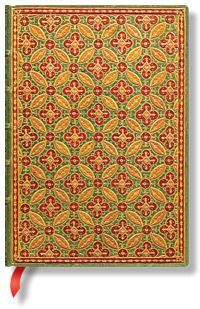 18-Month Midi Dayplanners by Paperblanks: 2012 Mosaique