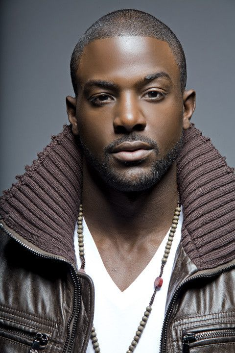 Lance Gross. Love that jacket!