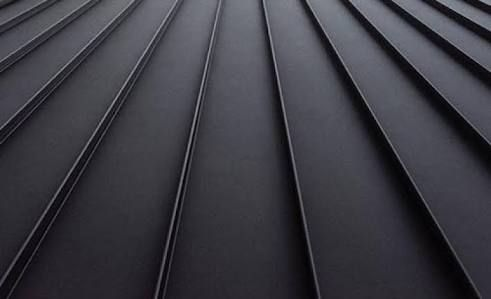 Image Result For Matt Black Colorbond Exterior Wall Cladding House Cladding Steel Cladding