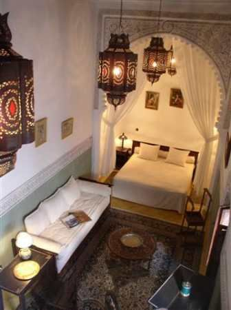 Moroccan Style Bedroom Bedrooms And Moroccan Style On