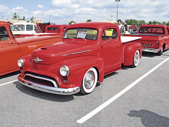 1950 Oldsmobile Pickup