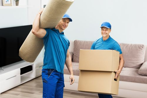Local help moving furniture
