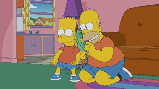 The Simpsons - Bart's Best Friend
