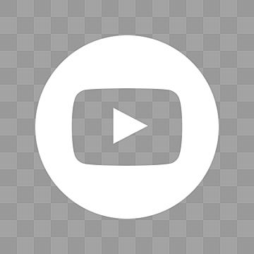 Youtube White Icon Youtube Icons White Icons Black And White Png And Vector With Transparent Background For Free Download Youtube Logo Instagram Logo Logo Design Free Templates