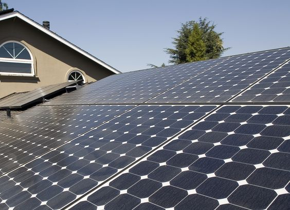 Solar Panels Included at Loden Place Homes #LoveWhereYouLive