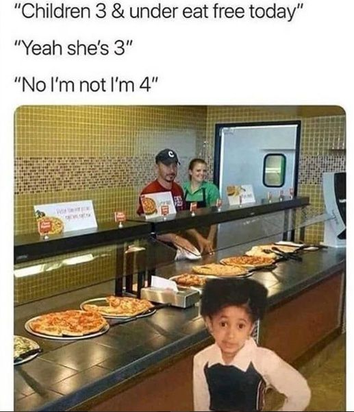 10 Best Young Cardi Memes Prove Everyone Needs A Little Cardi B Funny Relatable Memes Stupid Memes Stupid Funny Memes