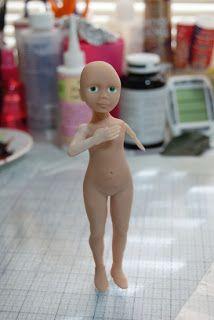 Doll Tears OOAK Dolls: Tutorial