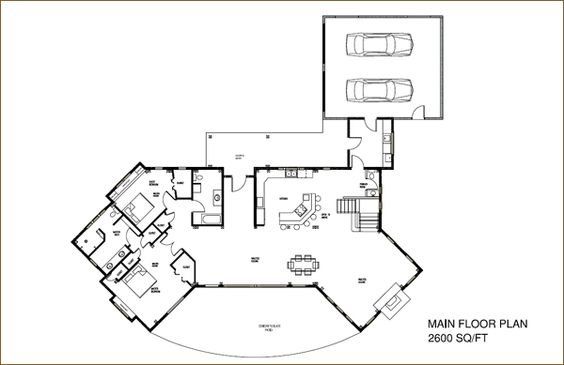 Simple Log Home Floor Plans House Plans And Home Designs Free Blog Archive Simple