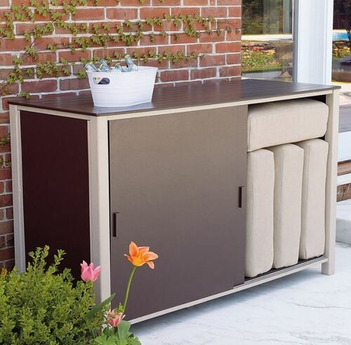 All You Need To Know About Outdoor Storage Casanesia Patio Cushion Storage Patio Storage Patio Storage Box