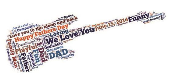 father's day describing words