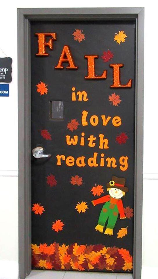Fall Classroom Door Fall Classroom Decorations Fall Classroom Door School Door Decorations
