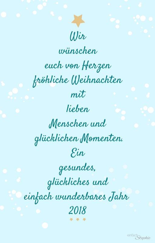 18+ Frohe weihnachten karte text ideen