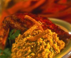 Idaho Potato Commission - Recipes: Chili-Corn Mashed Idaho® Potatoes