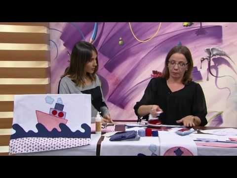 Mulher.com - 06/07/2016 - Vela em biscuit - Eleia Conti PT2 - YouTube