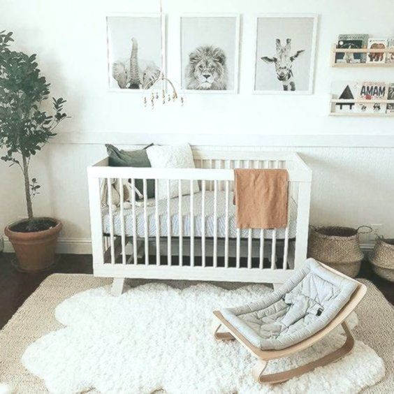 20 Nursery Ideas Adorable Enough For Any Pinterest Motherboard Board Pin Baby Girl Room Decor