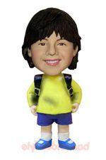 School Boy Custom Bobblehead - 1